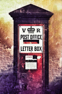 Victorian Pillar Box von Graham Prentice