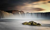 'Goðafoss Sunset' von Carsten Meyerdierks
