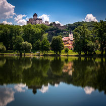 Trencin Castle von Zoltan Duray