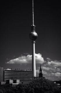 Berlin TV Tower von Glen Mackenzie