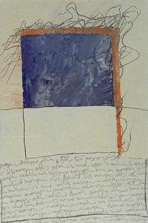 Ungeschriebenes - Arnold Beck by Fine Art Nielsen