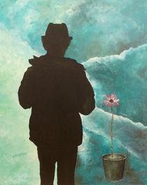 Schattenschweben - Arnold Beck by Fine Art Nielsen