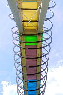 Slinky Springs To Fame (7-13942) von Franz Walter Photoart