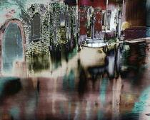 Venedig Nr: 8 venice 8 veneto 8 venezia von Monika Jasmine