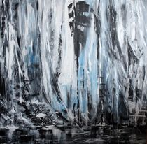 Breaking through Ice by Khrystyna  Kozyuk