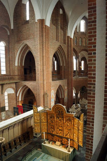 Altar im Dom zu Roskilde von Sabine Radtke