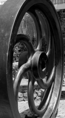 Großes Rad by Stephan Gehrlein