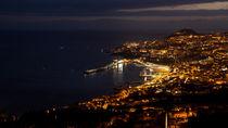 Funchal bei Nacht von Stephan Gehrlein