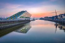 Dockland Hamburg von Sebastian Jaedtke