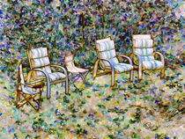 Secret Garden Chair von lanjee chee