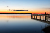 Steg am Meer, South Carolina by geoland