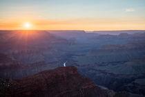 Grand Canyon Sunset, Arizona, USA von geoland