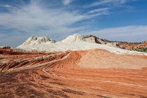 Sandsteinfarben, White Pockets, Vermilion Cliffs National Monument by geoland