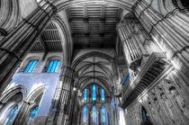 Rochester Cathedral by David Pyatt