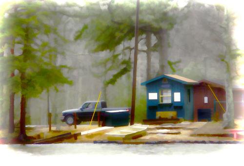 Cheaha-lake