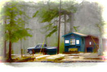 Cheaha Lake von lanjee chee