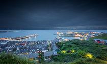 Helgoland Harbour von photoart-hartmann