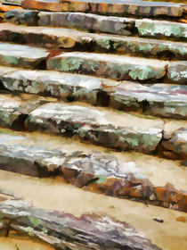 Concrete Steps by lanjee chee
