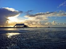 Ording Beach by patricturephotographie