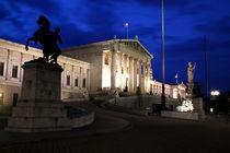 Parlamentsgebäude Wien von geoland