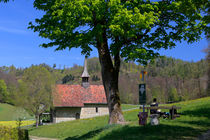 Kapelle am Jakobsweg by geoland