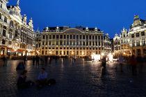 Brüssel, Belgien von geoland