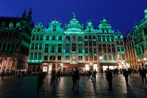 Zunfthäuser Brüssel von geoland