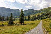 Aufstieg zum Durannapass by geoland