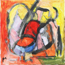 Nytår II - Poul Christensen by Fine Art Nielsen