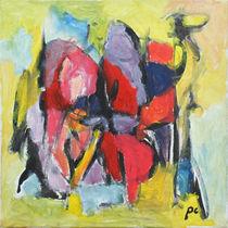 Sommer Fugelen - Poul Christensen by Fine Art Nielsen