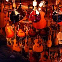 Guitars heaven by May Kay