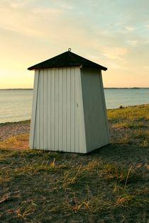 Beach hut von Heidi Piirto