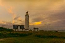 Leuchtturm  by Rahel Herden