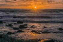 Sonnenuntergang am Meer by Rahel Herden