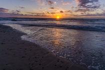 Sonnenuntergang by Rahel Herden