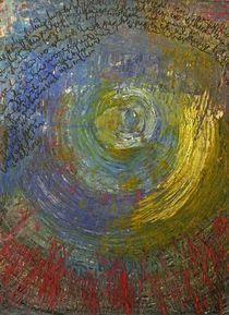 Wirbel im Auge - Arnold Beck von Fine Art Nielsen