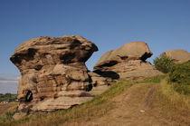 rocks by Natalia Akimova