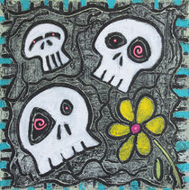 Digging for Skulls by Laura Barbosa