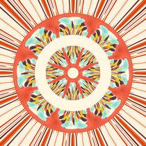Mandala  by Gaspar Avila