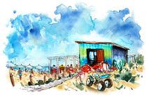 Farol Island 05 von Miki de Goodaboom
