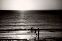 Am Strand by Bastian  Kienitz