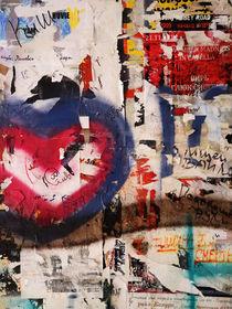 Russian poster wall / No. 3 von rgbilder