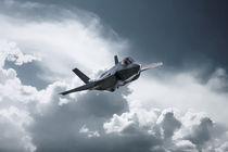 F35 Lightning II von James Biggadike