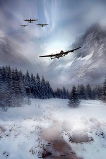 Lancaster Mountains by James Biggadike