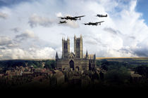 Over Lincoln by James Biggadike