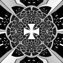 Cross pattée von Gaspar Avila