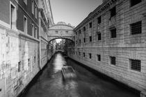 Venedig - Seufzerbrücke by Mikolaj Gospodarek