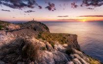 Mallorca   Sonnenaufgang am Cap Formentor by Kristian Goretzki