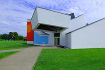 Vitra  Museum Weil am Rhein by Patrick Lohmüller