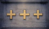 Three Crosses by Ingo Menhard